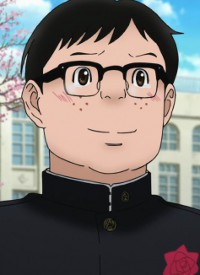 Shigetora MARUO is a character of anime »Sakamichi no Apollon« and of manga »Sakamichi no Apollon«.