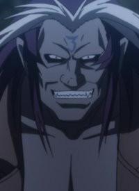 """""""Bokuroku-Daiou"""" is a character of anime """"Ikkitousen: Xtreme Xecutor""""."""