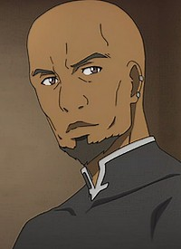 Agil is a character of anime »Sword Art Online« and of manga »Sword Art Online: Aincrad«.