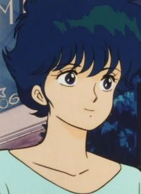 """Yukari"" is a character of anime ""Kimagure Orange Road""."