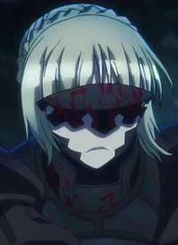 Saber Alter is a character of anime »Fate/Kaleid Liner Prisma Illya« and of manga »Fate/Kaleid Liner Prisma Illya«.