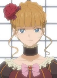 Beatrice is a character of anime »Umineko no Naku Koro ni« and of manga »Umineko no Naku Koro ni Episode 1: Legend of the Golden Witch«.