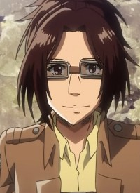 Hanji ZOE is a character of anime »Shingeki no Kyojin OAD« and of manga »Shingeki no Kyojin«.