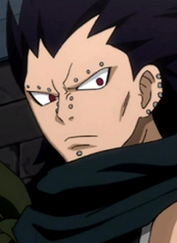 Gajeel REDFOX is a character of anime »Fairy Tail (2014)« and of manga »Fairy Tail Zerø«.