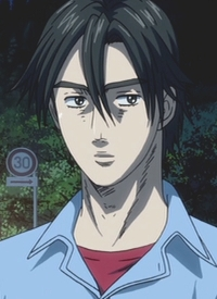 Ryousuke TAKAHASHI is a character of anime »Initial D Fourth Stage« and of manga »Initial D«.