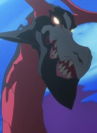 """""""Ancient no Ryuu"""" is a character of anime """"Little Witch Academia"""" and of manga """"Little Witch Academia""""."""