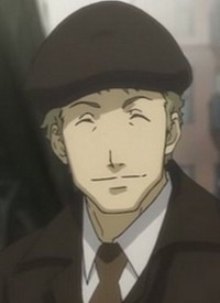 Elmer C. ALBATROSS is a character of anime »Baccano! Bangai-hen« and of manga »Baccano!«.