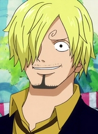 Sanji VINSMOKE is a character of anime »One Piece« and of manga »One Piece«.