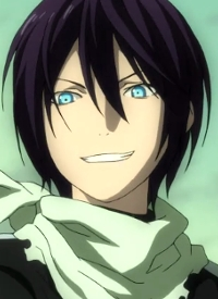 Yato is a character of anime »Noragami« and of manga »Noragami«.