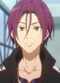 Rin MATSUOKA is a character of anime »Free!« and of manga »High Speed!«.
