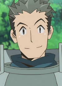 Naotsugu is a character of anime »Log Horizon« and of manga »Log Horizon«.