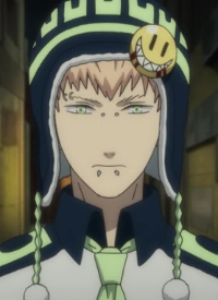 Noiz is a character of anime »DRAMAtical Murder« and of manga »DRAMAtical Murder«.