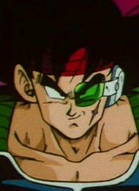 """Bardock"" is a character of anime ""Dragon Ball Kai"" and of manga ""Dragon Ball: Episode of Bardock""."
