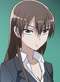 """""""Yumina OOSHIMA"""" is a character of anime """"Aura: Maryuuinkouga Saigo no Tatakai"""" and of manga """"Aura: Maryuuin Kouga Saigo no Tatakai""""."""