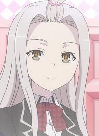 Yui KURATA is a character of anime »Trinity Seven« and of manga »Trinity Seven: 7-Nin no Mahou Tsukai«.