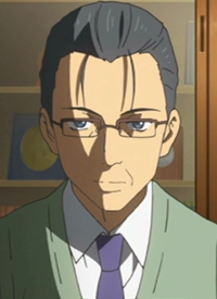 """""""Kouchou"""" is a character of anime """"Clannad: Mou Hitotsu no Sekai - Tomoyo-hen""""."""