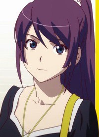 Hitagi SENJOUGAHARA is a character of anime »Bakemonogatari« and of manga »Bakemonogatari«.