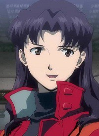 Misato KATSURAGI is a character of anime »Shinseiki Evangelion« and of manga »Shinseiki Evangelion«.