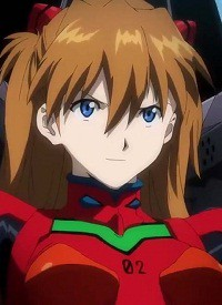 Asuka Langley SOURYUU is a character of anime »Shinseiki Evangelion« and of manga »Shinseiki Evangelion«.