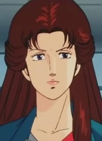 """Reika NOGAMI"" is a character of anime ""City Hunter"" and of manga ""City Hunter""."