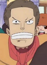"""Murabito"" is a character of anime ""One Piece""."
