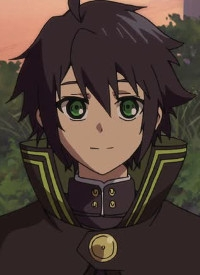 Yuuichirou HYAKUYA is a character of anime »Owari no Seraph« and of manga »Owari no Seraph«.