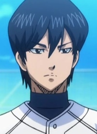 Satoru FURUYA is a character of anime »Dia no Ace« and of manga »Daiya no A: Ace of Diamond«.
