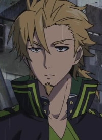 Norito GOSHI is a character of anime »Owari no Seraph« and of manga »Owari no Seraph«.