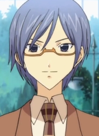 """Hajime KAKEI"" is a character of anime ""Special A"" and of manga ""S.A""."
