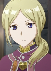 Kiki SEIRAN is a character of anime »Akagami no Shirayuki-hime« and of manga »Akagami no Shirayukihime«.