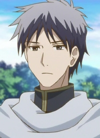 Sakaki is a character of anime »Akagami no Shirayuki-hime« and of manga »Akagami no Shirayukihime«.