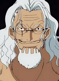Silvers RAYLEIGH is a character of anime »One Piece« and of manga »One Piece«.