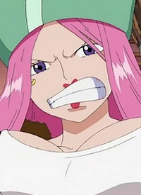 Jewelry BONNEY is a character of anime »One Piece« and of manga »One Piece«.