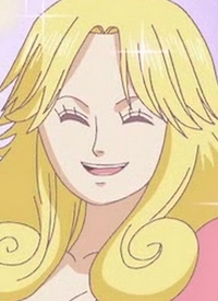 """Tibany  [Onna]"" is a character of anime ""One Piece""."