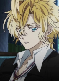 Kou MUKAMI is a character of anime »Diabolik Lovers More, Blood«.