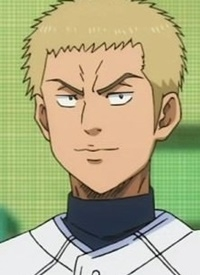 Shinji KANEMARU is a character of anime »Dia no Ace« and of manga »Daiya no A: Ace of Diamond«.