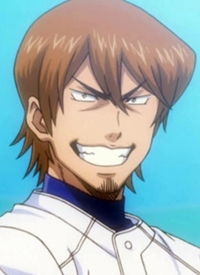 Jun ISASHIKI is a character of anime »Dia no Ace: Second Season OAD« and of manga »Daiya no A: Ace of Diamond«.