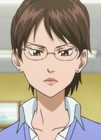 Rei TAKASHIMA is a character of anime »Dia no Ace« and of manga »Daiya no A: Ace of Diamond«.
