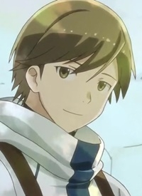 Manato is a character of anime »Hai to Gensou no Grimgar« and of manga »Hai to Gensou no Grimgar«.