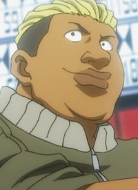 Rodriot is a character of anime »Hunter x Hunter (2011)«.