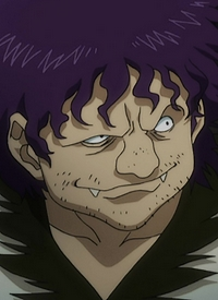 Zetsk BELLAM is a character of anime »Hunter x Hunter (2011)«.
