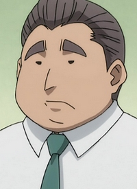 Won is a character of anime »Hunter x Hunter (2011)«.