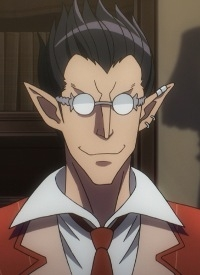 Demiurge is a character of anime »Overlord: Ple Ple Pleiades 2« and of manga »Overlord«.