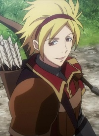 Lukeluther VOLVE is a character of anime »Overlord« and of manga »Overlord«.