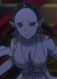 Vampire Bride is a character of anime »Overlord« and of manga »Overlord«.