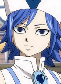 Juvia LOCKSER is a character of anime »Fairy Tail« and of manga »Fairy Tail«.