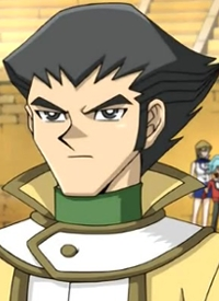 Daichi MISAWA is a character of anime »Yuu Gi Ou: Duel Monsters GX« and of manga »Yu-Gi-Oh! GX«.