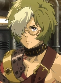 Ikoma is a character of anime »Koutetsujou no Kabaneri« and of manga »Koutetsujou no Kabaneri«.