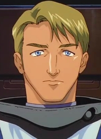 """""""Rick KILMER"""" is a character of anime """"Blue Gender"""" and of manga """"Blue Gender""""."""