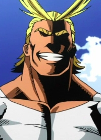 Toshinori YAGI is a character of anime »Boku no Hero Academia« and of manga »Boku no Hero Academia«.